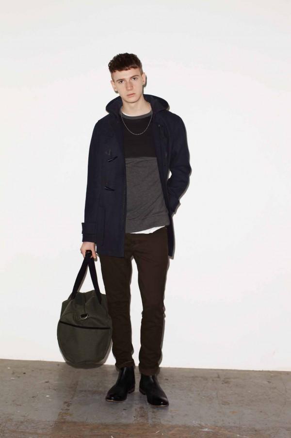 Модная мужская одежда 2013-2014 от ASOS Fall-Winter