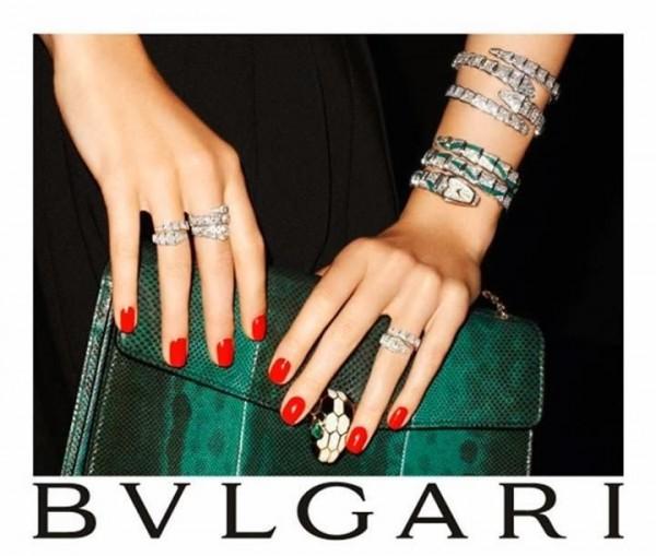 Украшения Bvlgari в новой коллекции Fall-Winter 2013-2014
