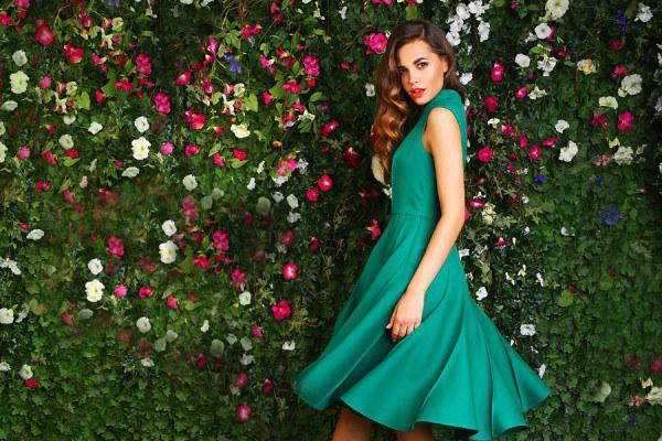 Модные платья 2014 Весна-Лето от LOLITA SHONIDI