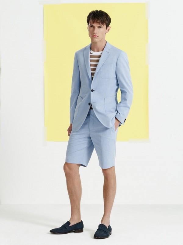 Летняя коллекция мужской одежды 2014 года от SABA