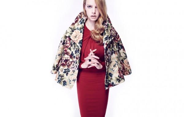 Нарядная одежда для женщин от Etxart & Panno Осень-Зима 2013-2014