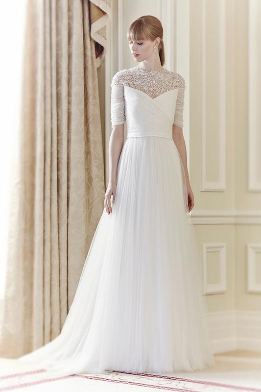 Свадебные платья Jenny Packham 2014