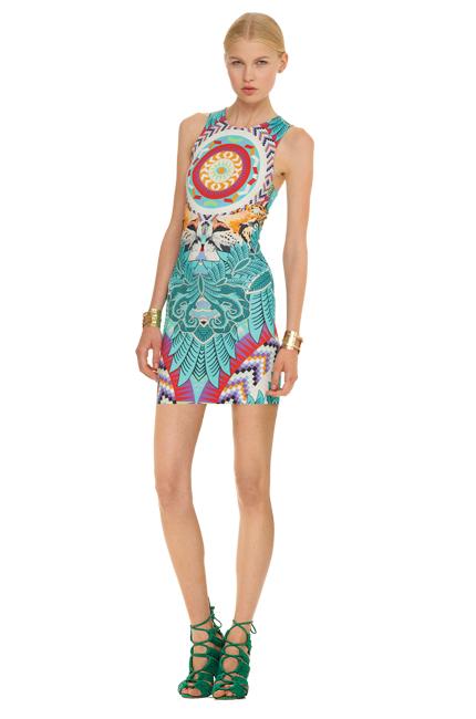 Великолепная коллекция ярких платьев от Mara Hoffman Весна-Лето 2014