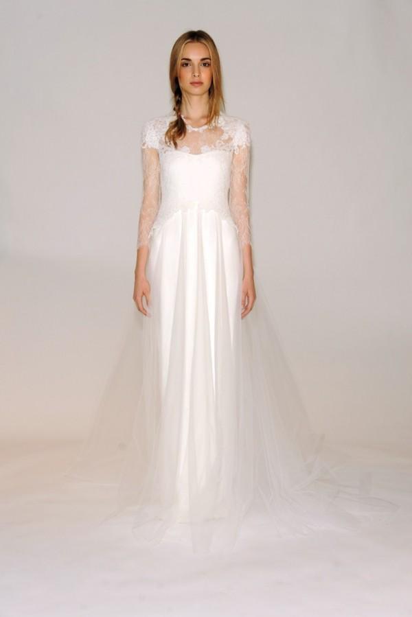 Свадебные платья Marchesa на 2014-2015 год
