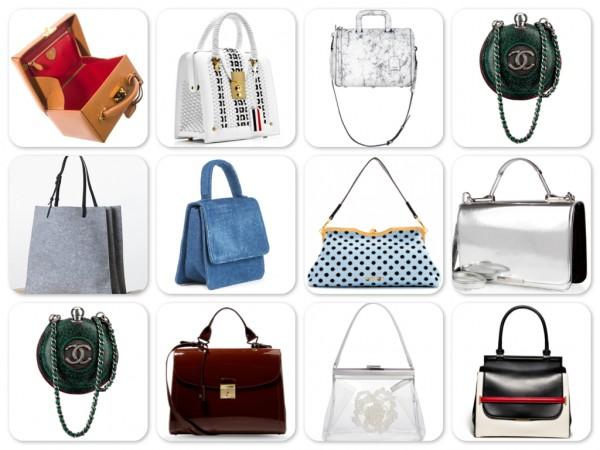 Самые модные сумки сезона Осень-Зима 2013-2014