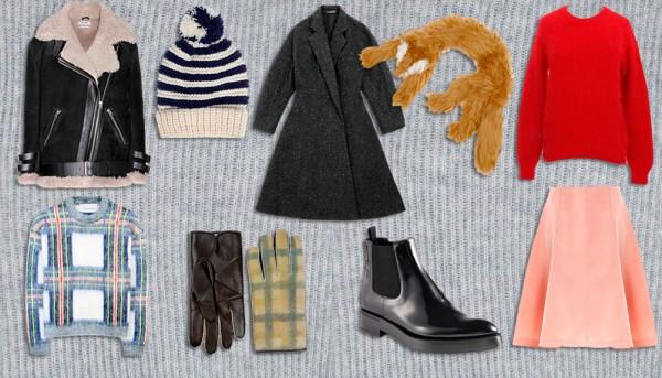 Топ 25 предметов теплой женской одежды на осень-зиму 2013-2014