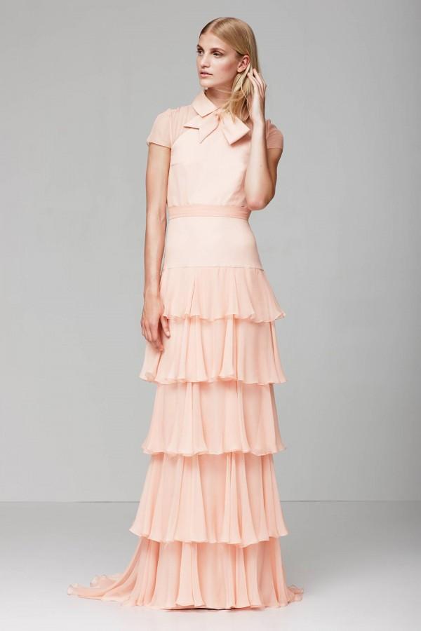 Нарядные праздничные платья от YDE Весна-Лето 2014