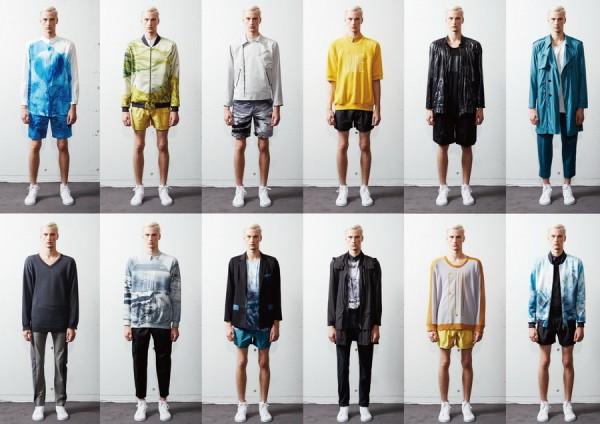 Яркая коллекция мужской одежды от бренда Liberum Arbitrium Весна-Лето 2014
