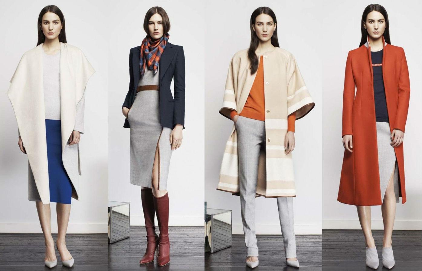Стильная женская одежда от Altuzarra Pre-Fall 2014