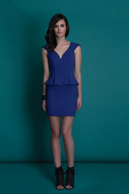 Платья на новый год 2014 от бренда Black Halo