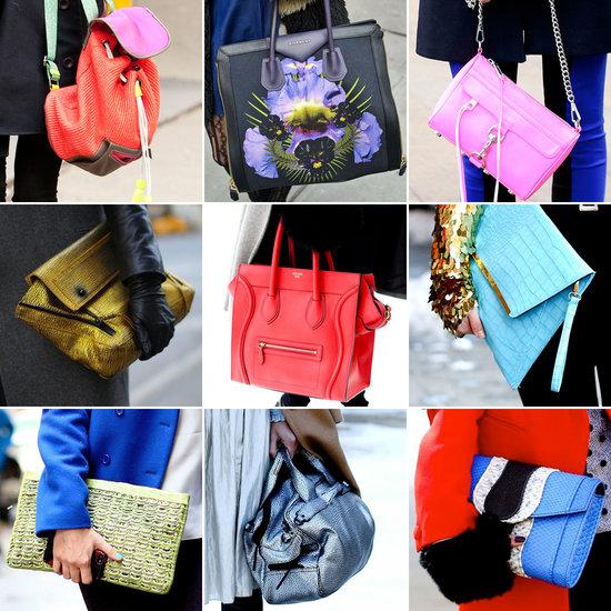 Основные правила при выборе сумок