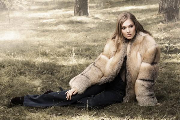 Модные фасоны шуб и меховых пальто Зима 2016