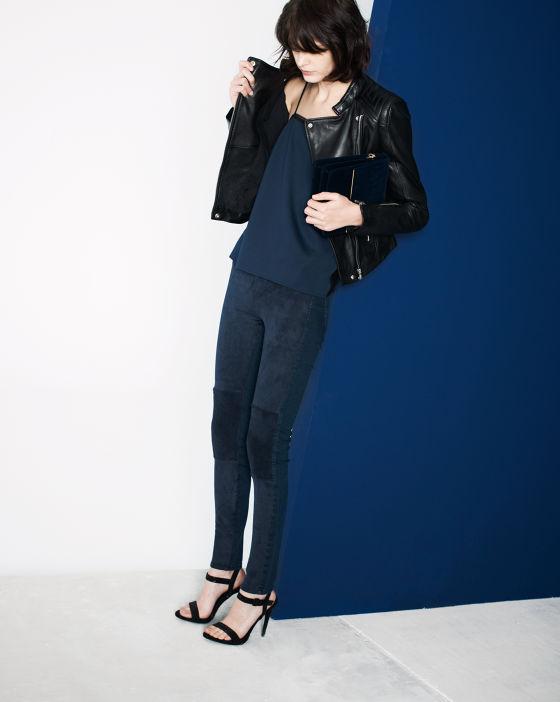 Праздничный каталог Zara 2013 Линии TRF