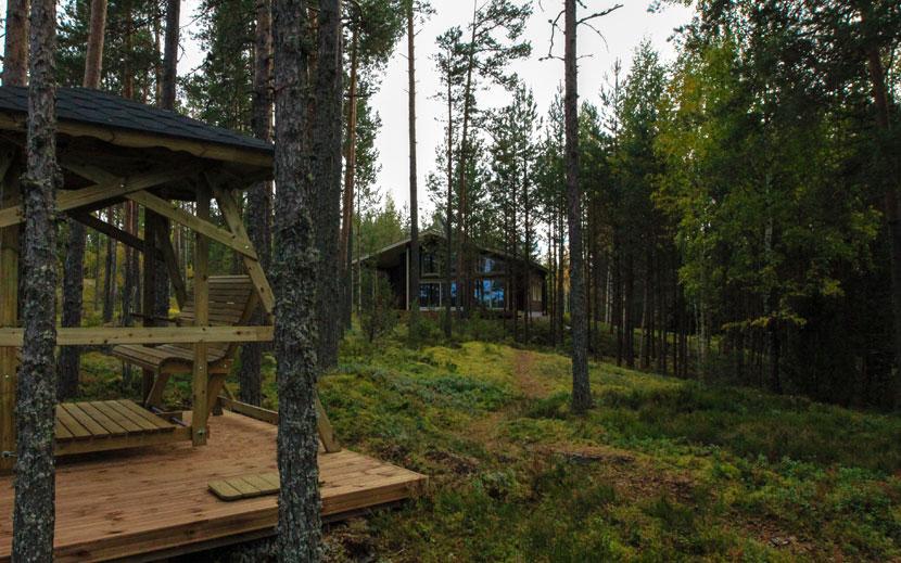 ландшафтный дизайн в финляндии
