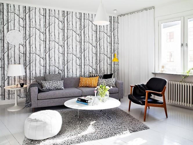 Современный интерьер малогабаритной квартиры