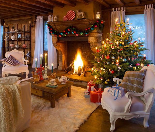 Создаем Новогоднее настроение с помощью приятных мелочей