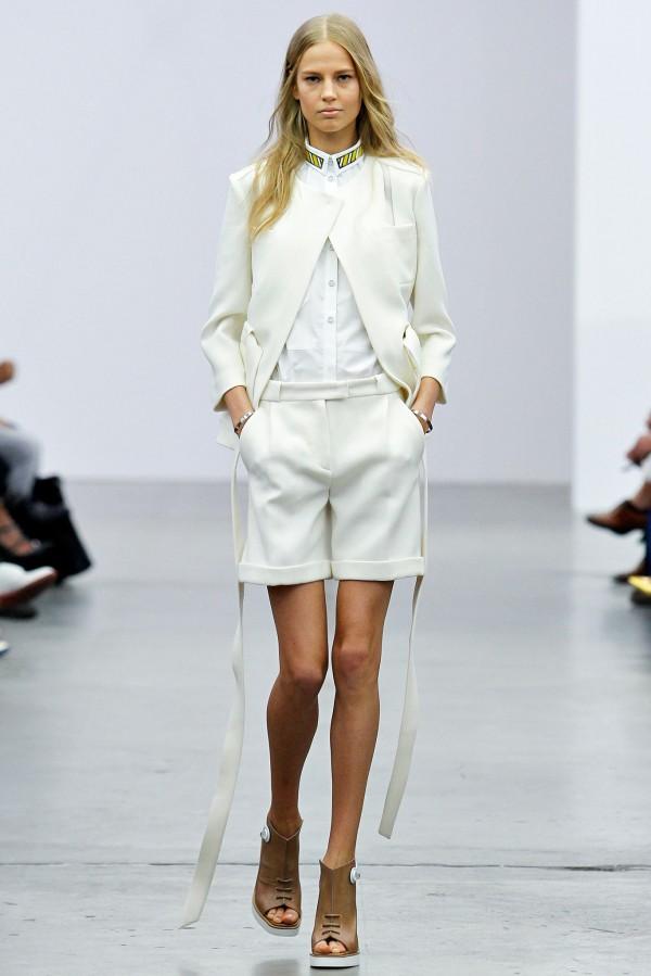 Современная женская одежда на весну-лето 2014 от Iceberg