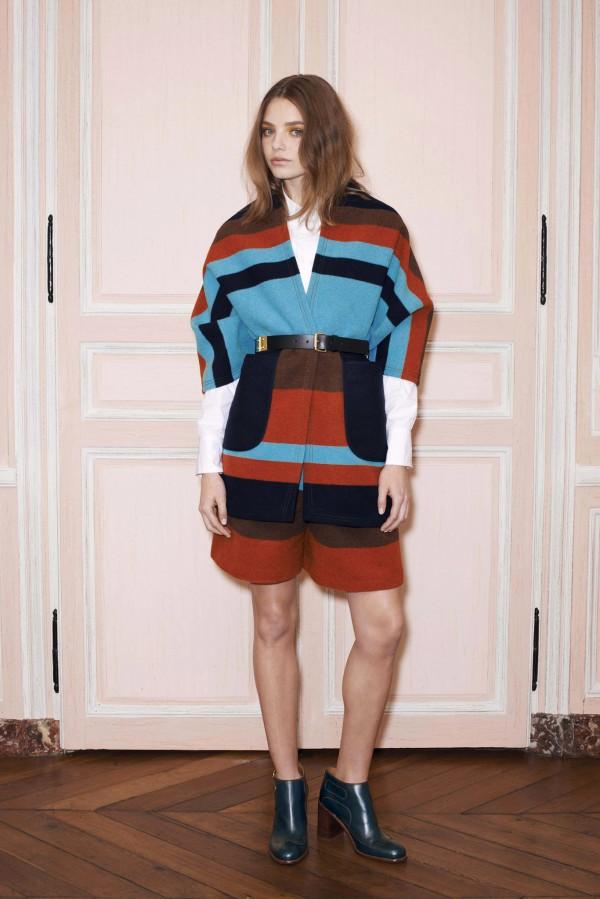 Коллекция одежды от See by Chloé на сезон Pre-Fall 2014