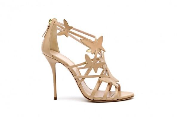 Стильная женская обувь от Casadei на Весну-лето 2014 года