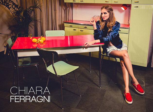 Стильная коллекция женской обуви весна-лето 2014 от Chiara Ferragni