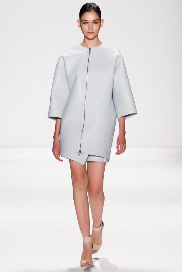 Элегантная женская одежда в коллекции Kaufmanfranco Fall-Winter 2014-2015