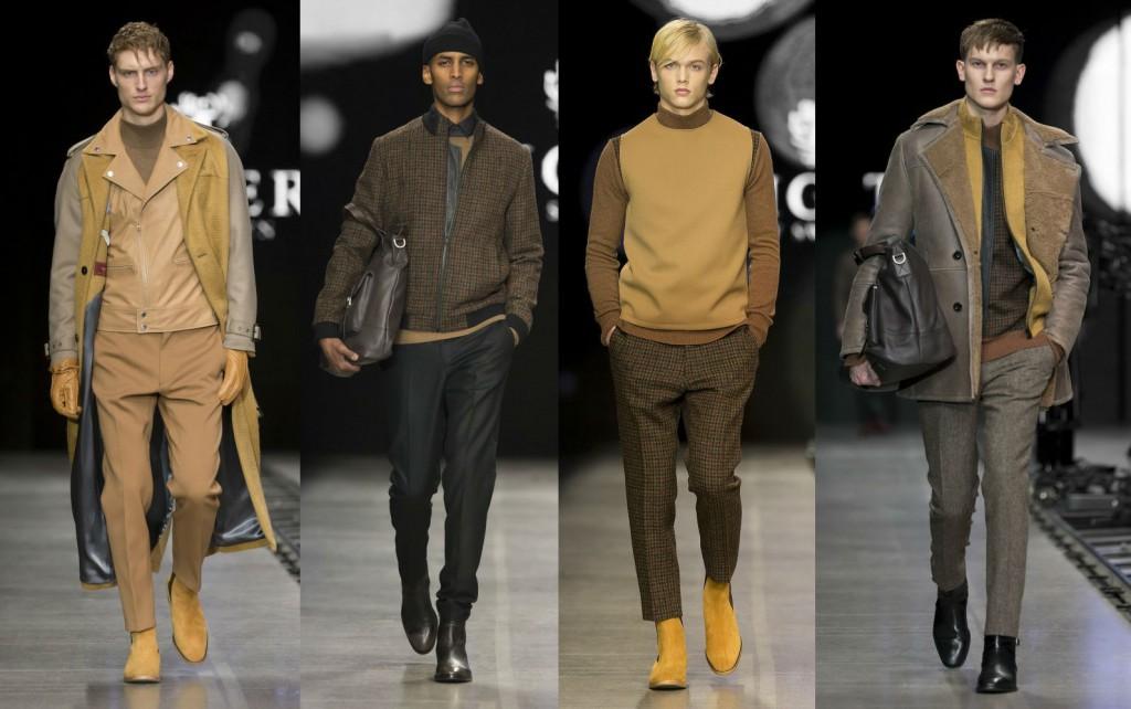 Элегантный мужской гардероб на осень-зиму 2014-2015 от бренда Tiger of Sweden