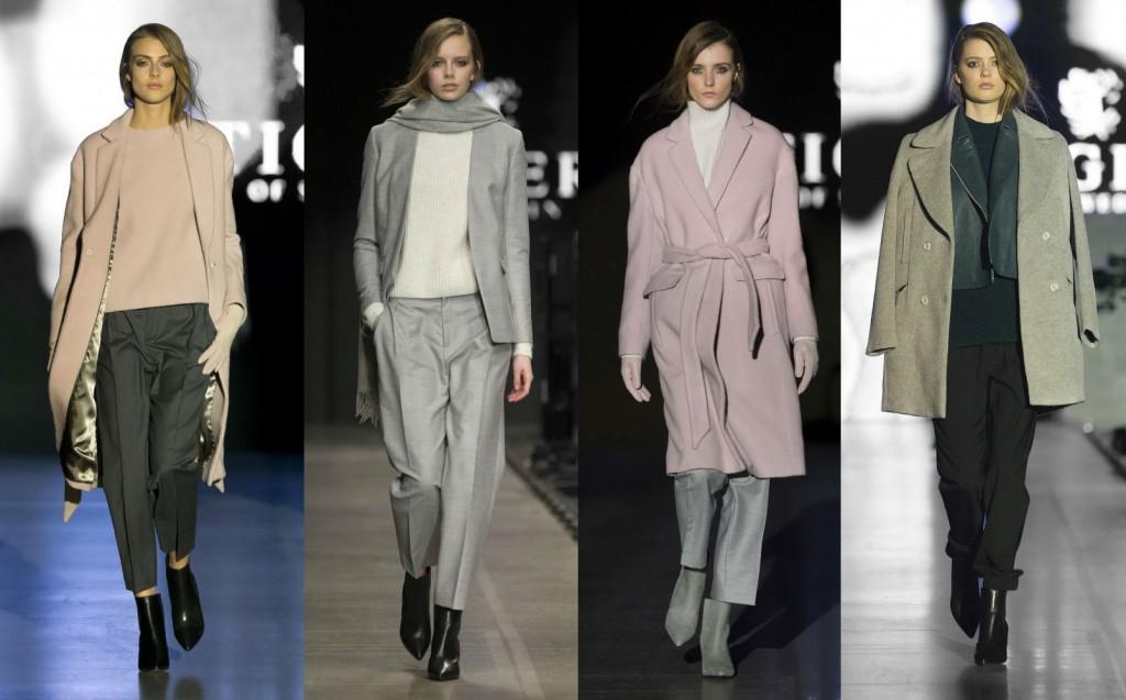 Женский гардероб на осень-зиму 2014-2015 от бренда Tiger of Sweden