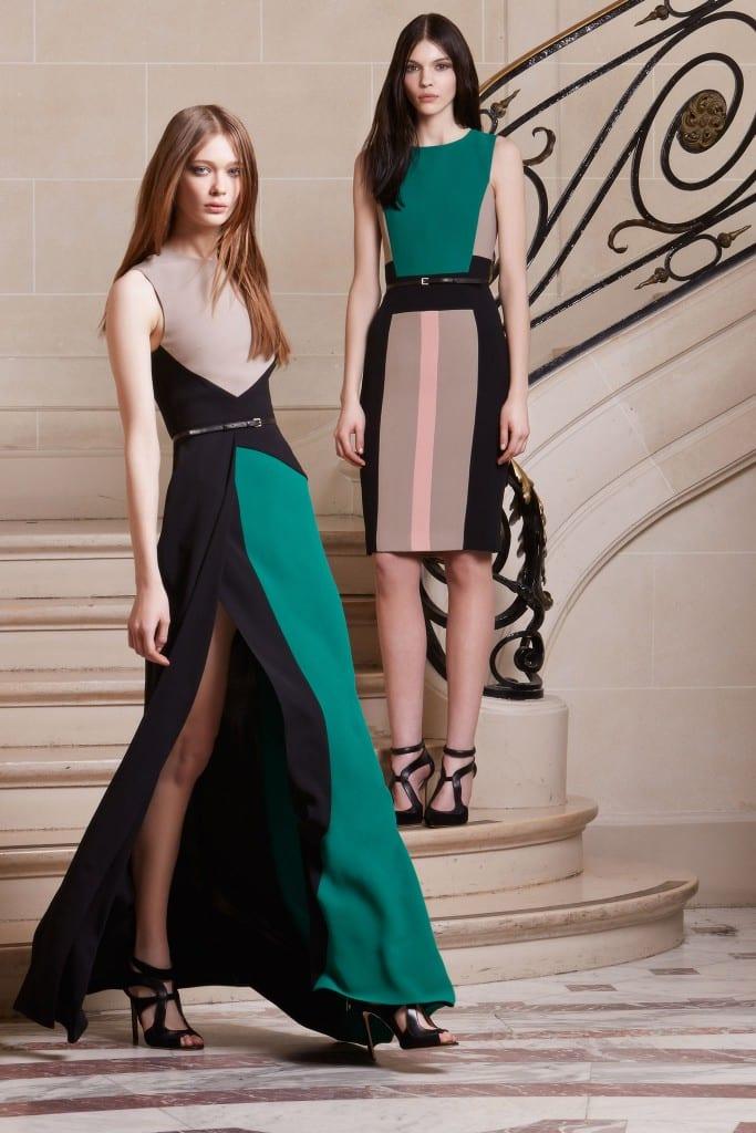 Безудержная элегантность в коллекции женской одежды от Elie Saab Pre-Fall 2014
