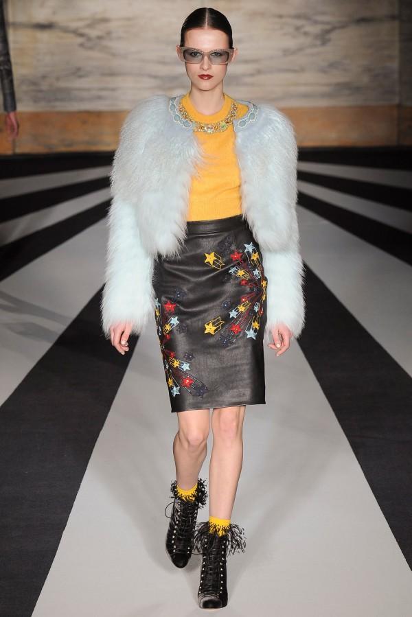 стильная женская одежда 2014