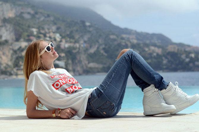 Модные женские кроссовки - практичная красота