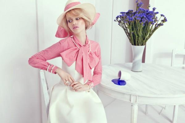 Весенне-летний Lookbook женской одежды и аксессуаров 2014 года от бренда Bizuu