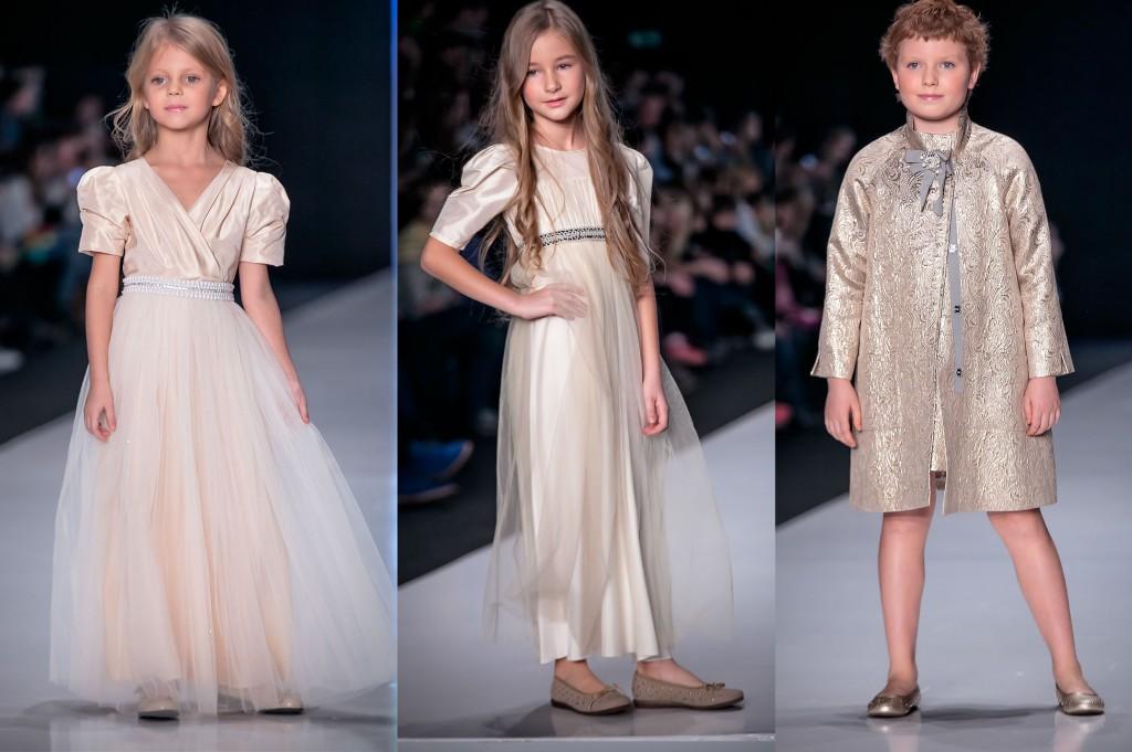 Детские коллекции на Mercedes -Benz Fashion Week Россия 2014