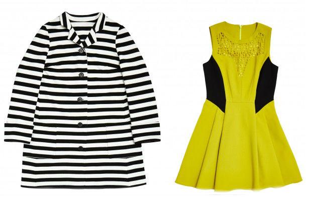Модная одежда для полных на весну 2014 года от Asos Curve