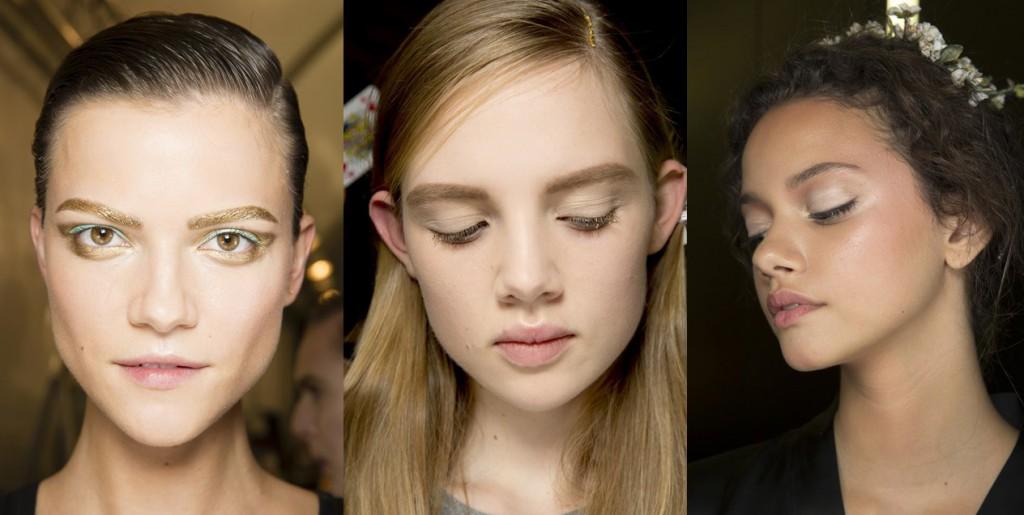 Beauty тренды весна-лето 2014 года