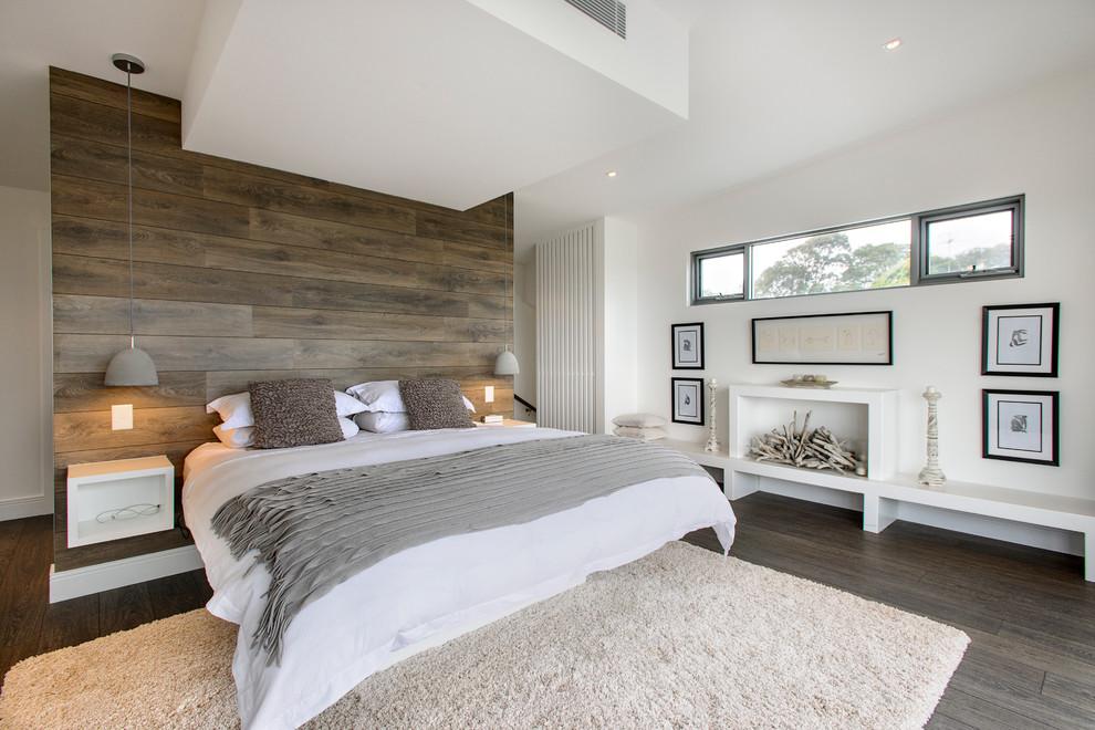 Сельский стиль в интерьере спальни