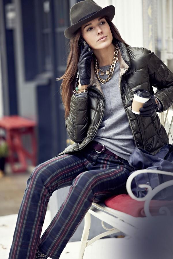 Городской стиль в женской одежде на Осень 2014 года от BRAX