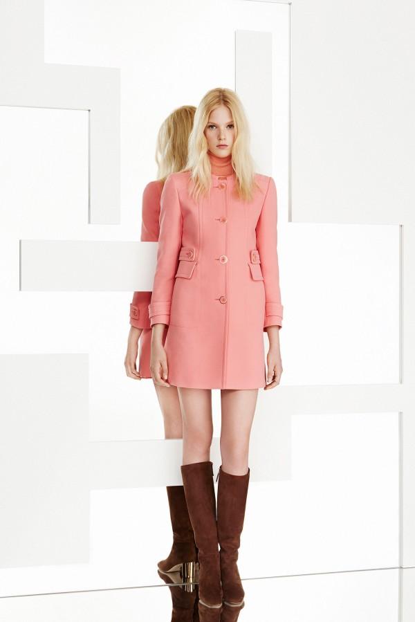 Emilio Pucci Коллекция женской одежды Resort 2015