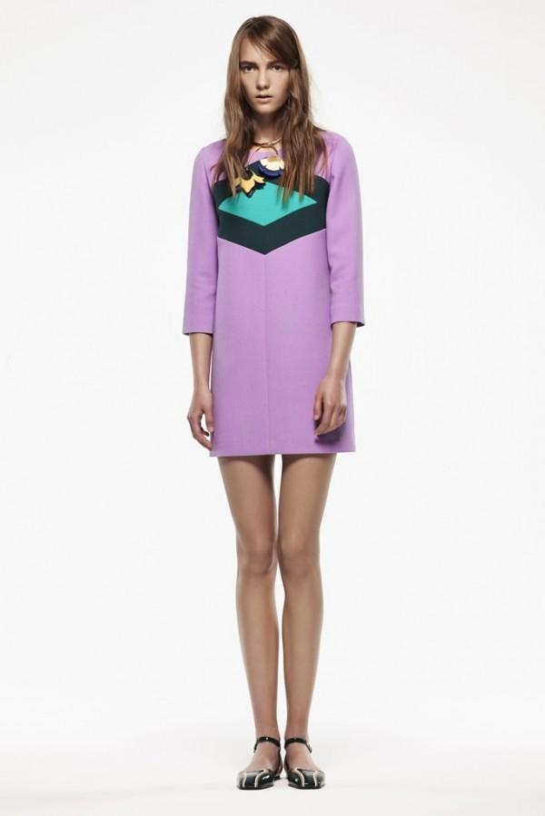 Коллекция женской брендовой одежды Marni на курортный сезон 2015 года