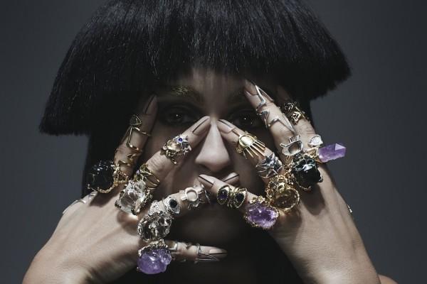 Коллекция ювелирных украшений с драгоценными камнями от Brooke Persich