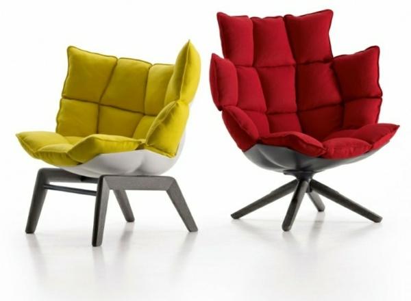 Дизайнерское кресло, созданное для релакса