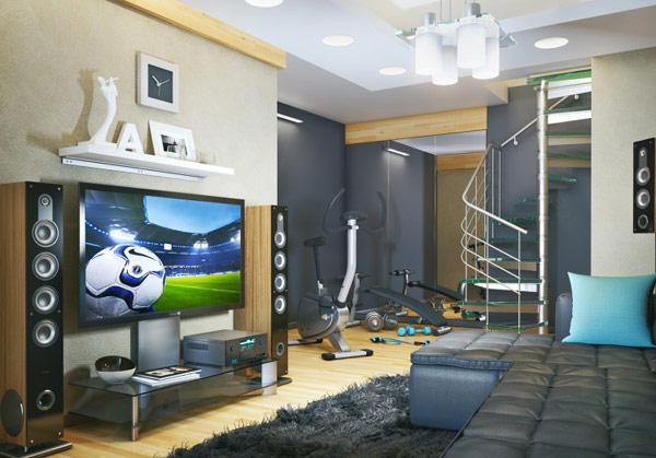 Идеи оформления интерьера комнаты тинэйджера