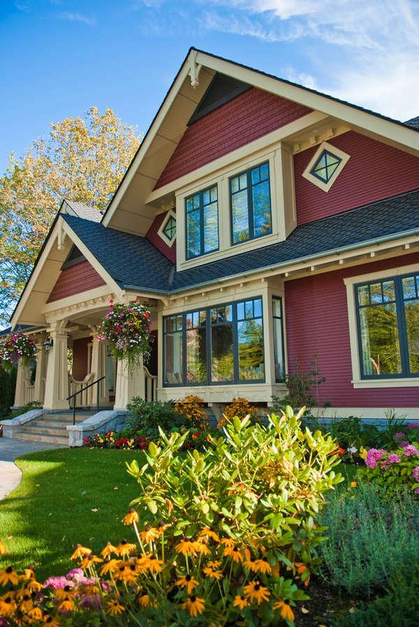 Лучшие цветовые схемы для фасада вашего загородного дома