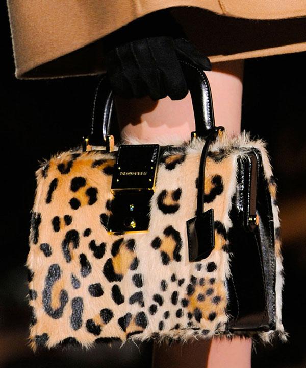 модные меховые сумки 2014-2015