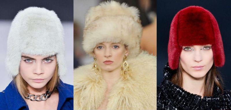Самые модные шапки сезона осень-зима 2014-2015 года