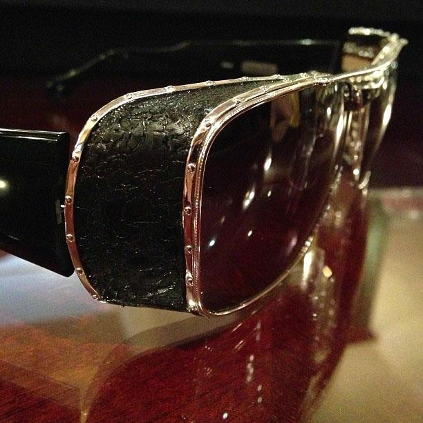 Солнцезащитные очки, как искусство