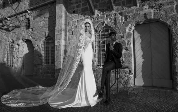 Коллекция свадебных платьев 2015 от дизайнера Galia Lahav