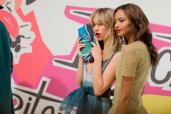 Модные тренды 2015 в макияже, волосах и маникюре