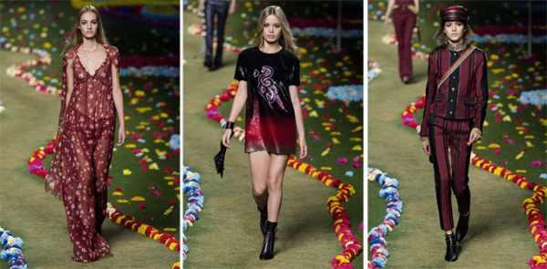 Коллекция женской одежды от Tommy Hilfiger 2015