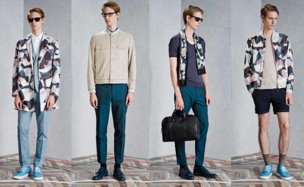 Коллекция мужской одежды от Viktor & Rolf Весна-Лето 2015