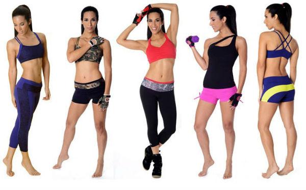 Что одеть в спортзал или на занятия фитнесом?